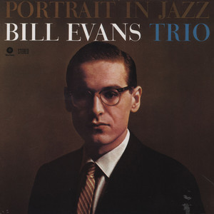 BILL EVANS TRIO - Portrait In Jazz - 33T