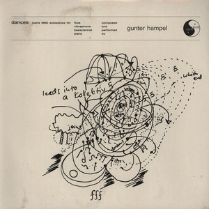 GUNTER HAMPEL - Dances - 33T