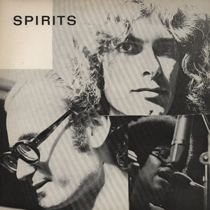 GUNTER HAMPEL - Spirits - LP