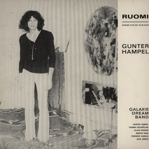 GUNTER HAMPEL AND HIS GALAXIE DREAM BAND - Ruomi - LP