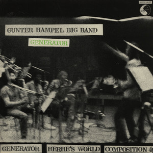 GUNTER HAMPEL BIG BAND - Generator - LP