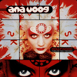 ANA VOOG - Hollywood - 12 inch x 1