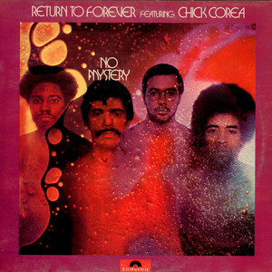 RETURN TO FOREVER FEATURING CHICK COREA - No Mystery - 33T