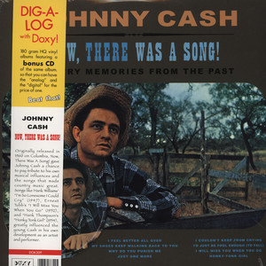 JOHNNY CASH - Now, There Was A Song! - 33T