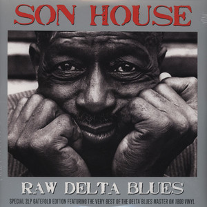 SON HOUSE - Raw Delta Blues - LP x 2