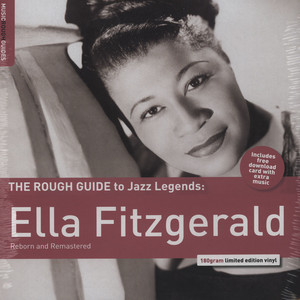 ELLA FITZGERALD - The Rough Guide to Ella Fitzgerald - 33T