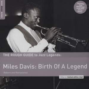 MILES DAVIS - The Rough Guide to Miles Davis - LP
