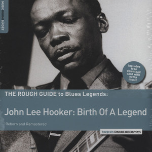 The Rough Guide To John Lee Hooker