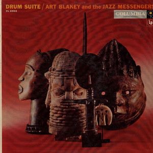 ART BLAKEY & THE JAZZ MESSENGERS - Drum Suite - 33T