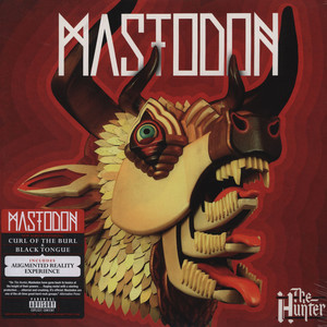 Mastodon The+Hunter LP