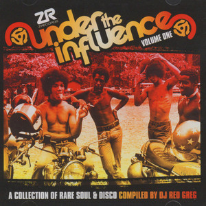 V.A. - Under The Influence Volume 1 - CD x 2