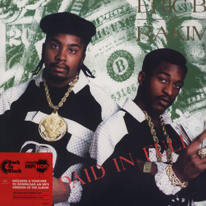 Eric B. And Rakim Paid In Full LP