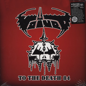 Voivod To+The+Death+84 LP