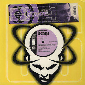 ERIC KUPPER PRESENTS K-SCOPE - K-Scope 4 - 12 inch x 1