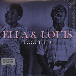ELLA FITZGERALD AND LOUIS ARMSTRONG - Together - 33T x 2