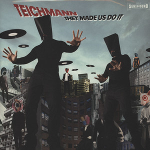 TEICHMANN - They Made Us Do It LP - LP x 2