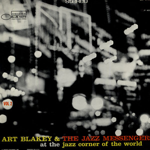 ART BLAKEY & THE JAZZ MESSENGERS - At The Jazz Corner Of The World Vol. 2 - 33T