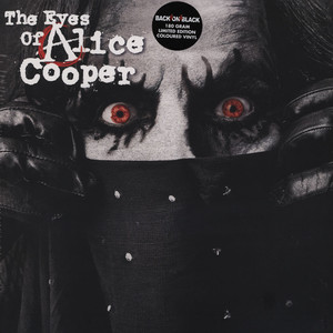 ALICE COOPER - The Eyes Of Alice Cooper - 33T