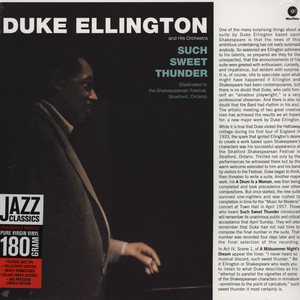 DUKE ELLINGTON - Such Sweet Thunder - 33T