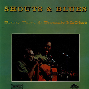 SONNY TERRY & BROWNIE MCGHEE - Blues & Shouts - 33T