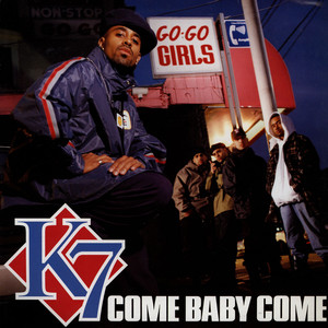 K 7 - Come Baby Come - Maxi x 1