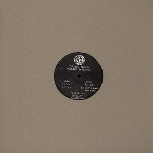 JAMES BRAUN - Sleaze Sessions EP - 12 inch x 1
