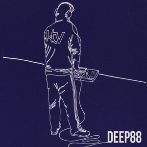 DEEP88 - Collecting Dust - CD