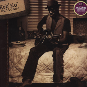 KEB MO - Suitcase - LP