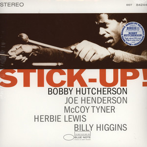 BOBBY HUTCHERSON - Stick Up! - LP