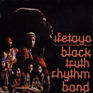 IFETAYO - Black Truth Rhythm Band - CD