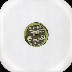 DJ SNEAK - What You Been Missing EP - 12 inch x 1