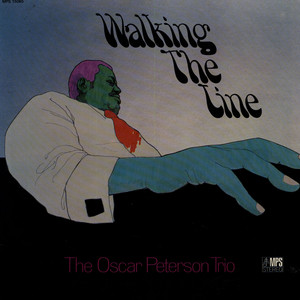 OSCAR PETERSON TRIO, THE - Walking The Line - 33T