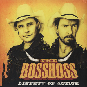 BOSSHOSS, THE - Liberty Of Action - LP x 2 