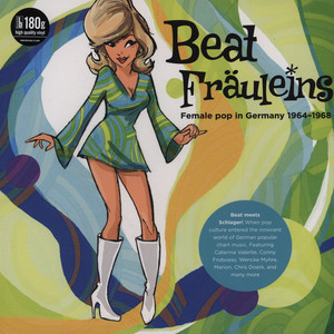 BEAT FRÄULEINS - Female Pop In Germany 1964–1968 - LP