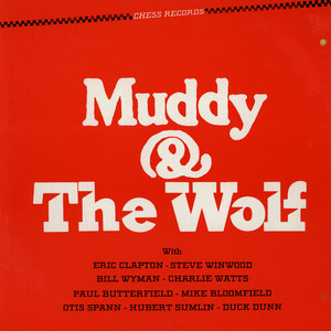 MUDDY WATERS AND HOWLIN' WOLF - Muddy And The Wolf - 33T