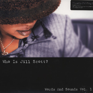 Jill Scott Who+Is+Jill+Scott? LP
