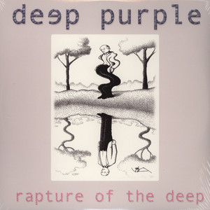 DEEP PURPLE - Rapture Of The Deep - 33T x 2