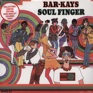 Bar-Kays Soul Finger LP