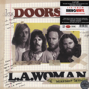DOORS, THE - L.A. Woman: The Workshop Sessions - LP x 2