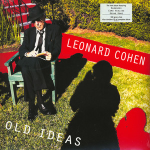 LEONARD COHEN - Old Ideas - 33T