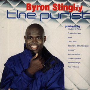 BYRON STINGILY - The Purist - LP x 3