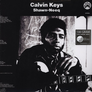 CALVIN KEYS - Shawn-Neeq - LP
