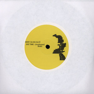 OMAR S / KAI ALCE - Jive Time: Unreleased Beats - 7inch x 1