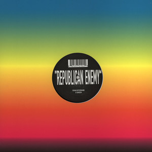 OSKAR OFFERMANN & KAREEM - Republican Enemy - 12 inch x 1