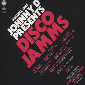 JOHNNY D PRESENTS - Disco Jamms Volume 1 - CD x 2