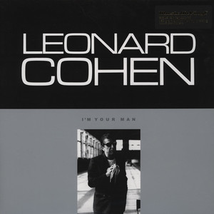 LEONARD COHEN - I'm Your Man - 33T