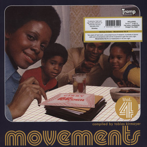 V.A. - Movements Volume 4 - LP x 2