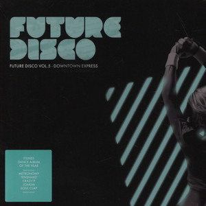 V.A. - Future Disco 5 Downtown Express - CD x 2