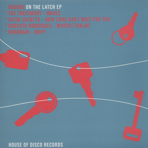 V.A. - On The Latch EP - 12 inch x 1