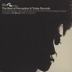DJ SPINNA & BBE SOUNDSYSTEM - Best Of Perception & Today Records - CD x 2